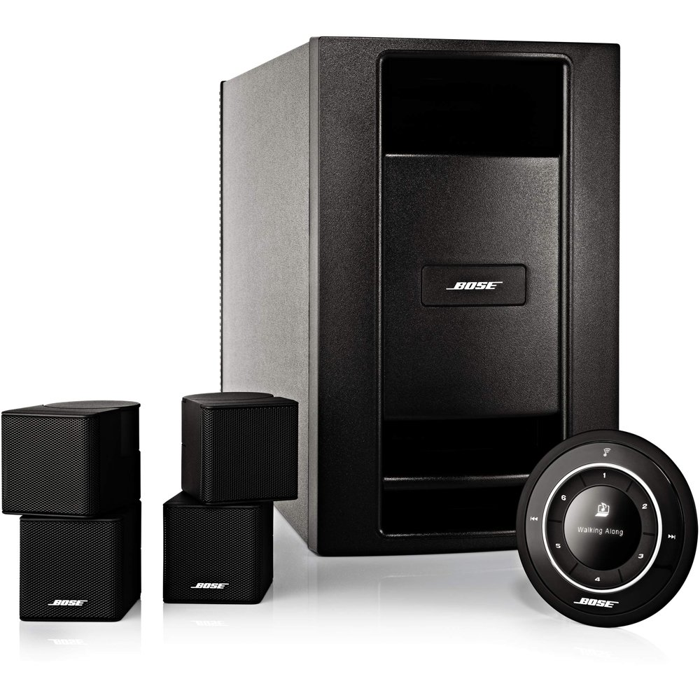 Bose soundtouch 130 home theater system black 738484 1100 b amp h - Amazon Com Bose Soundtouch Stereo Wi Fi Music System Black Home Audio Theater