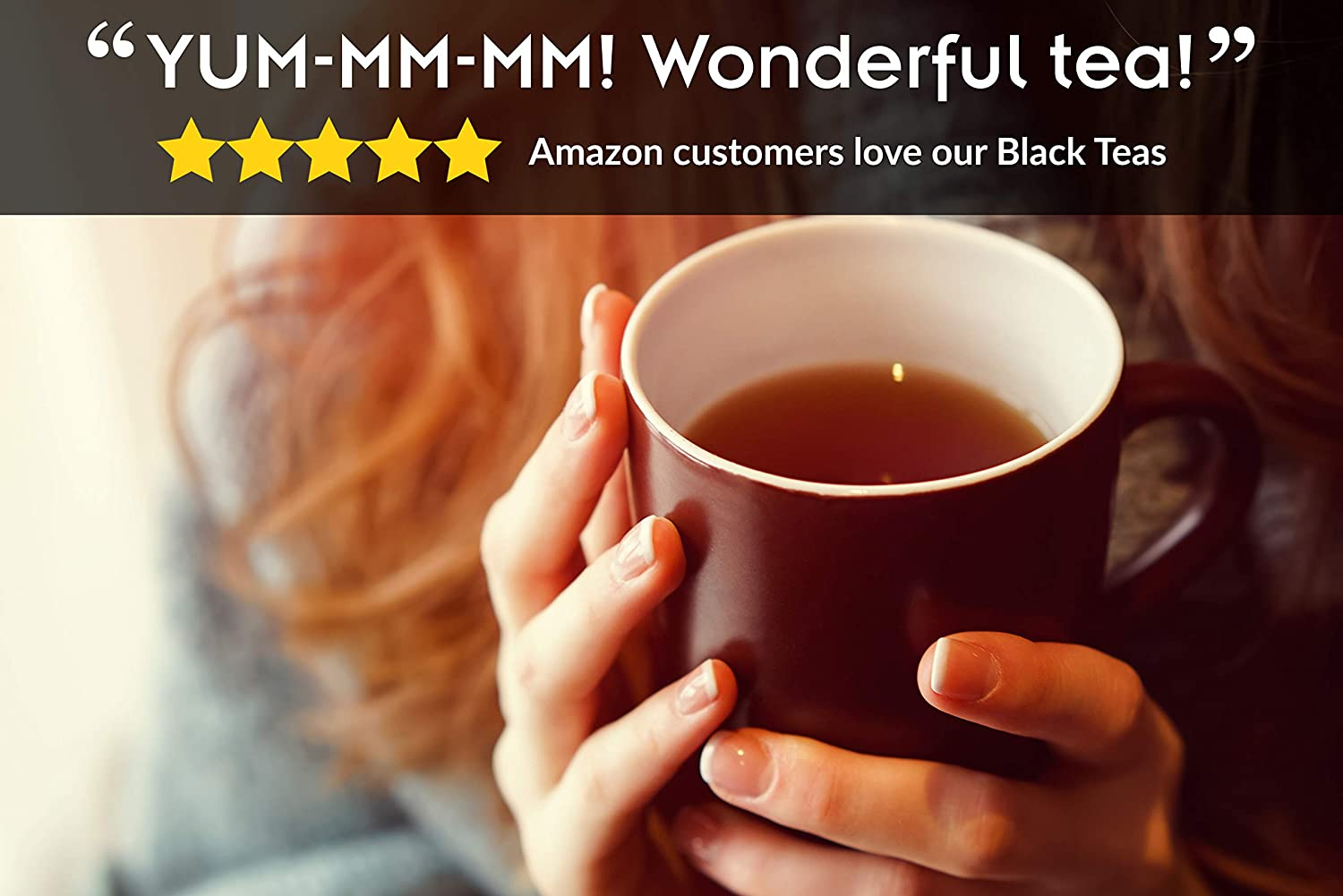 Organic Darjeeling Black Tea First Flush - Premium Loose Leaf Indian Tea from Makaibari Estate - Gourmet Hot or Iced - 1 Pound (16 oz) Pouch