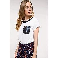 DeFacto Kısa Kollu Bluz Kadın Bluz Ve Gömlek