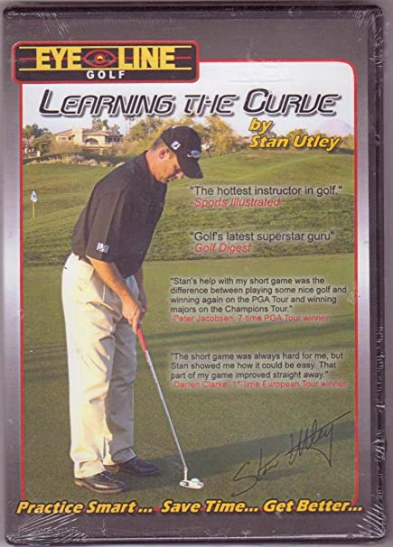 Amazon com: Eyeline Golf Learning the Curve DVD: Toys & Games