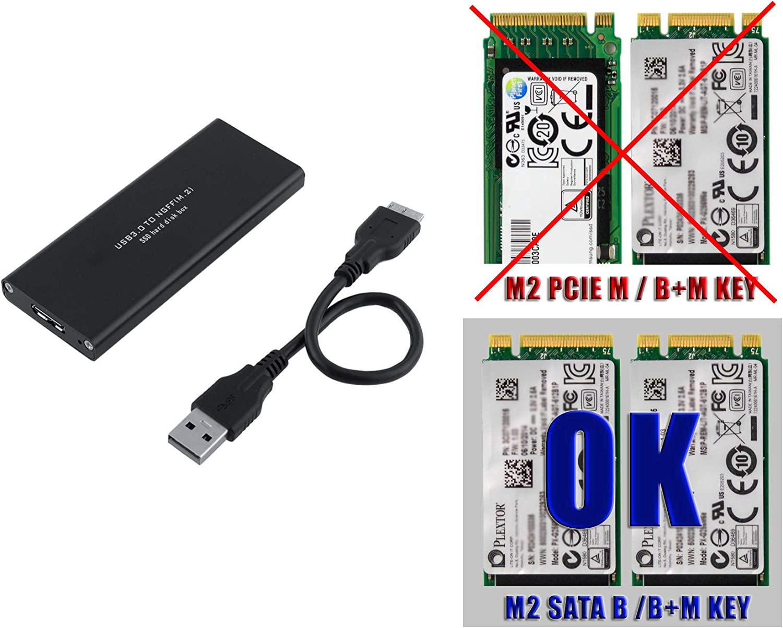 KALEA INFORMATIQUE nbsp;– Carcasa M2 en USB3 (USB 3.0 Super Speed ...