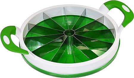 Compra Jocca 5593 Cortador de Sandia, Blanco y Verde, 7 cm en ...