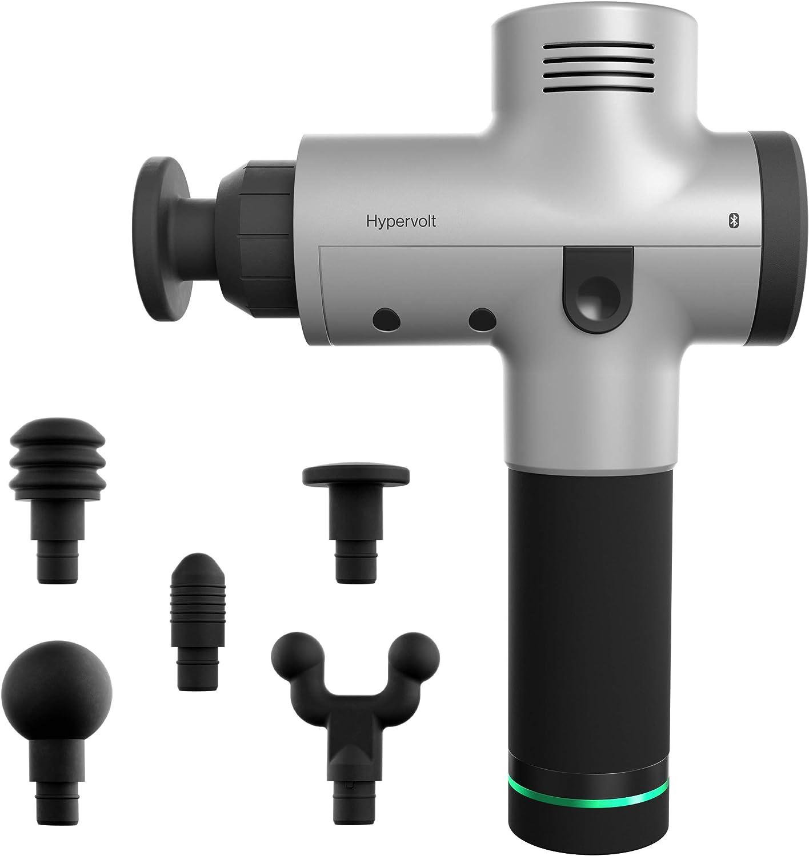 Hypervolt Bluetooth, Featuring Quiet Glide Technology - Handheld Percussion Massage Gun