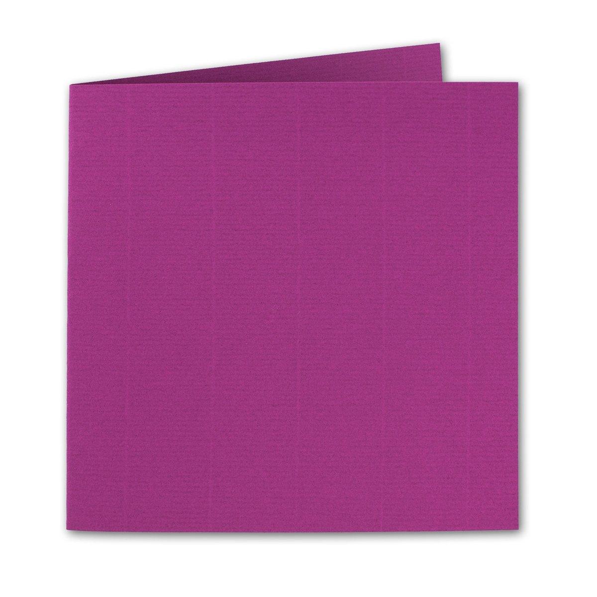 Quadratische Falt-Karten 15 x 15 cm     Gold Metallic   100 Stück   formstabil   für Drucker geeignet   für Grußkarten, Einladungen & mehr   Qualitätsmarke  FarbenFroh® von Gustav NEUSER® B07D3B336L | Mama kaufte ein bequem 9a4960