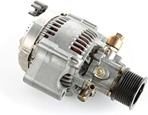 Omix-ADA 17225.37 Alternator with Vacuum (2.5L Diesel)