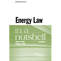 Energy Law in a Nutshell (Nutshells) (English Edition)