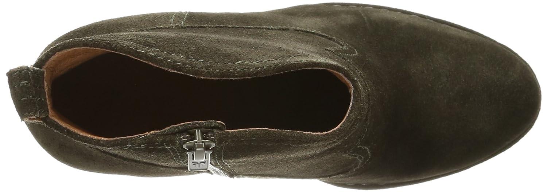 FRYE Women's Madeline Short Suede Boot B01A2SJ7VM 9 B(M) US|Fatigue