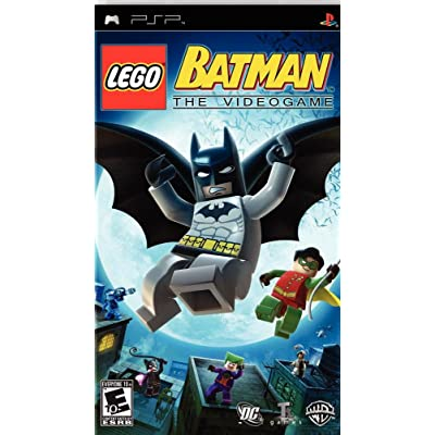 LEGO Batman - Sony PSP: Artist Not Provided: Video Games
