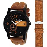 Relish Analogue Multi-Colour Dial Men's Watch Relish-542Ad