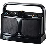 JVC SP-A850-B テレビ用ワイヤレススピーカー みみ楽シリーズ ブラック