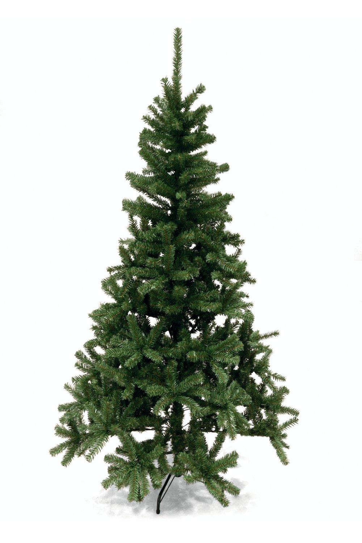 Albero di Natale altezza plastica e metallo Image 2