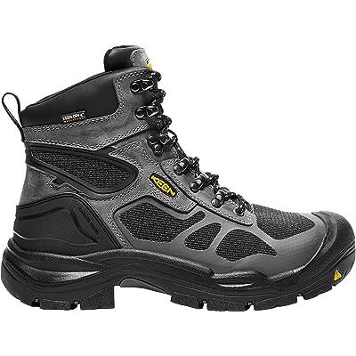 "KEEN Utility - Men's Concord 6"" (Steel Toe) Waterproof Work Boot: Shoes"