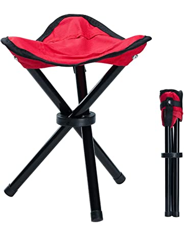 Amazon.es: Taburetes - Mobiliario de camping: Deportes y ...