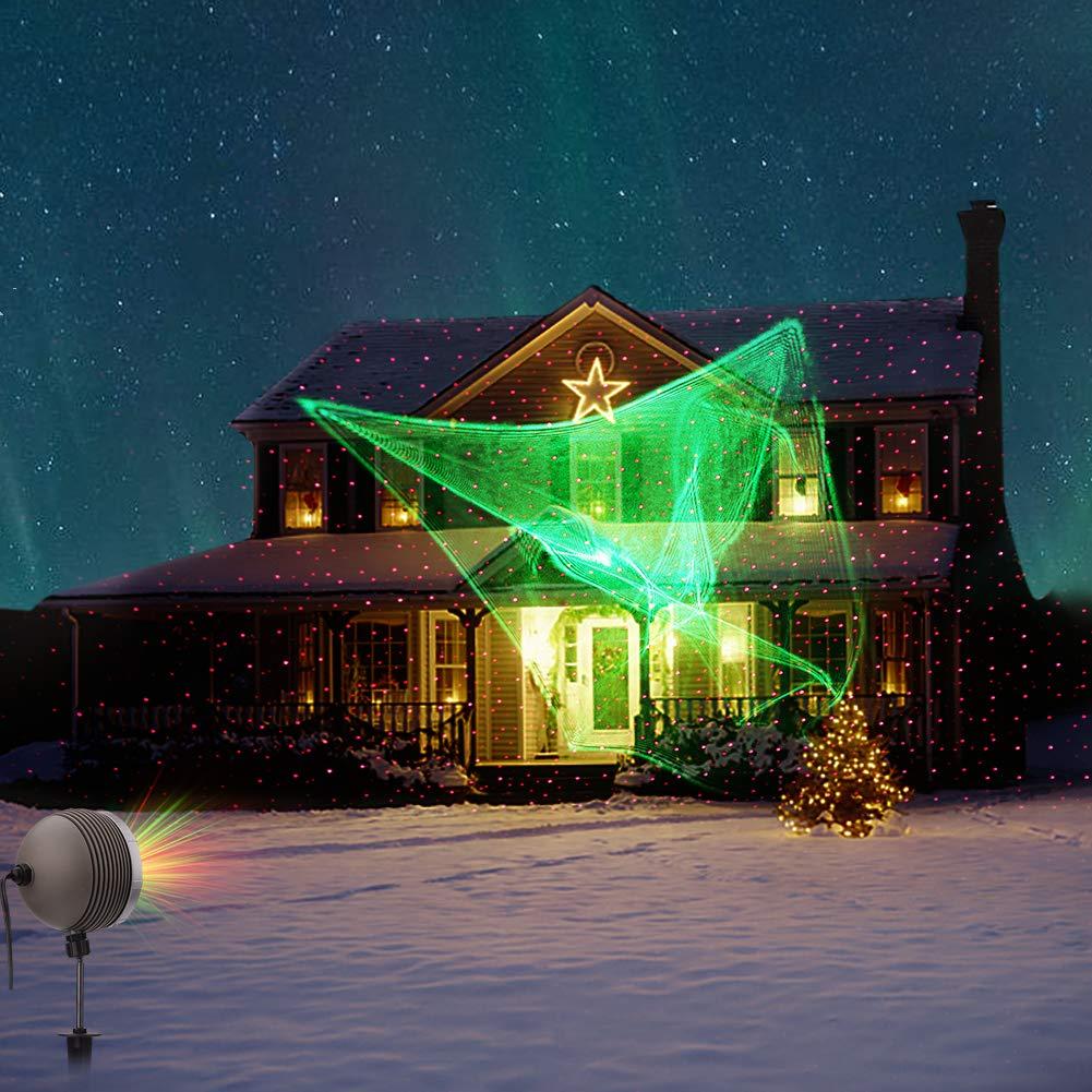 SUNY Aurora Outdoor Laser Lights Green Polar Light ...