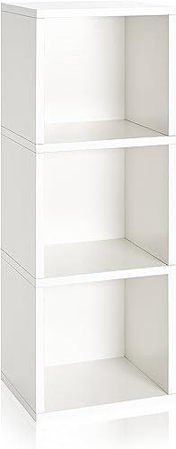 Way Basics Eco Wynwood 3 Cube Bookcase Review