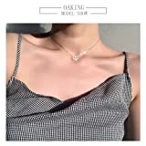 OAKING Necklace for Women, S925 Sterling Silver