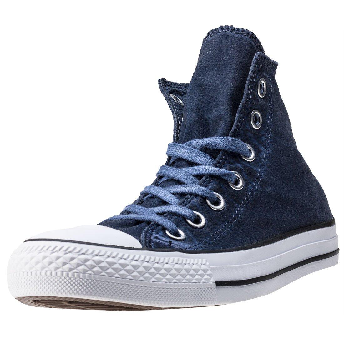 Converse Womens Chuck Taylor All Star Hi Top Textile Trainers 35.5 EU|Obsidian