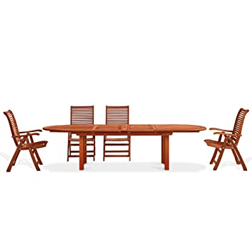 Table ovale en bois naturel mod. Pivoine 72 x 150 x 97 cm, table de ...