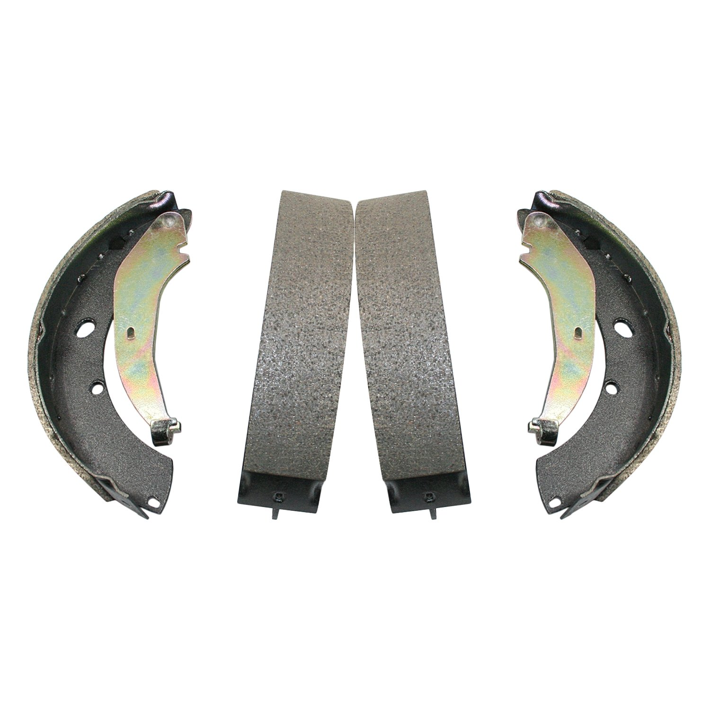 DuraGo BS810 Bonded Brake Shoe Dura International