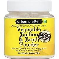 Urban Platter Vegetable Bouillon and Broth Powder, 200g