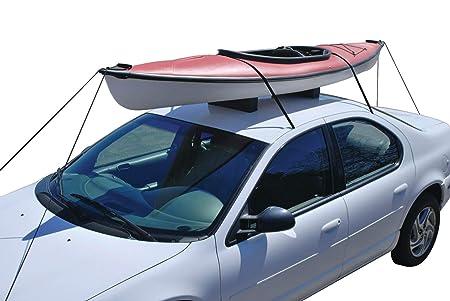 Kayak Roof Rack For Cars >> Amazon Com Attwood 11438 7 Universal Rack Free Car Top Kayak