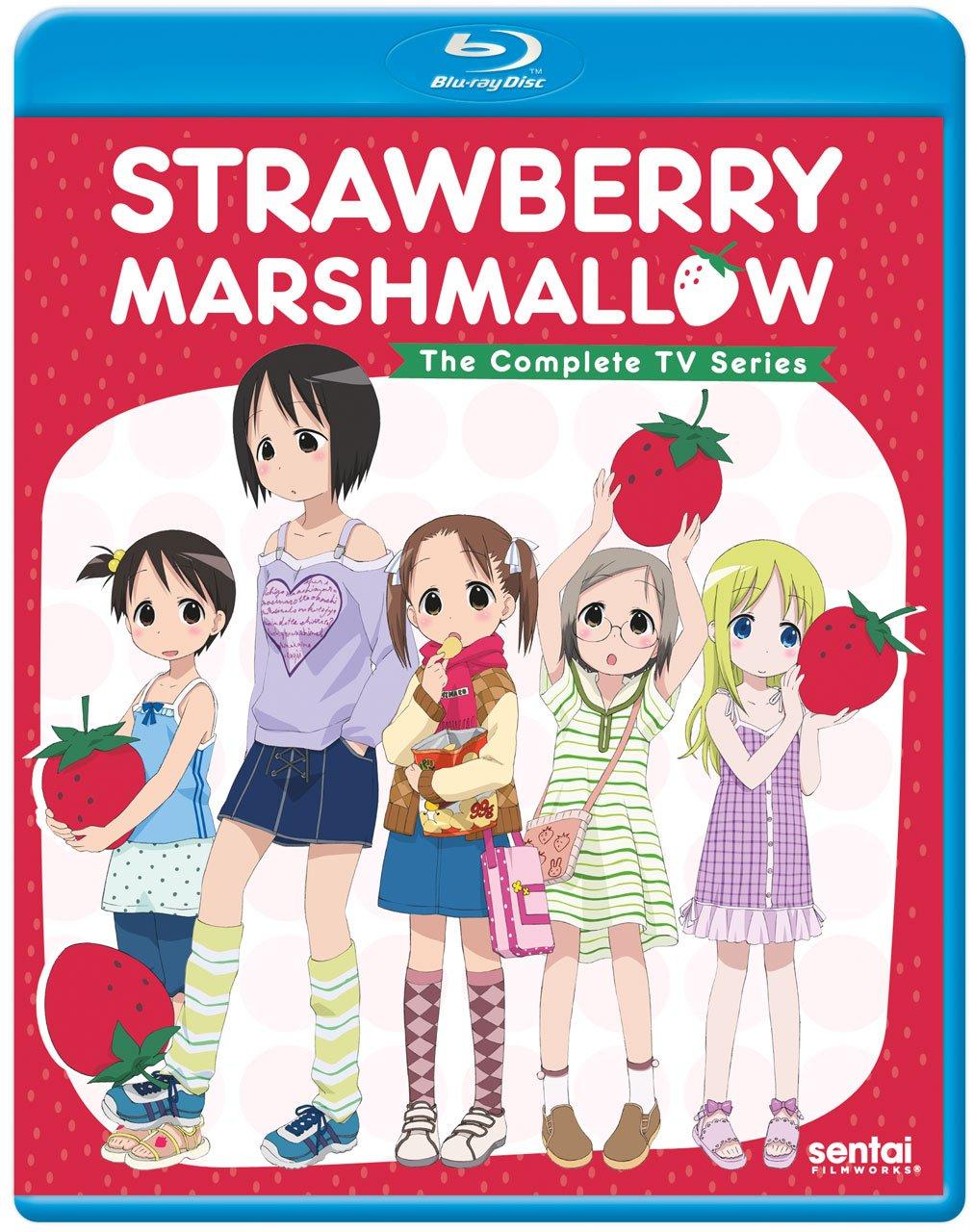 Strawberry Marshmallow TV/ [Blu-ray]