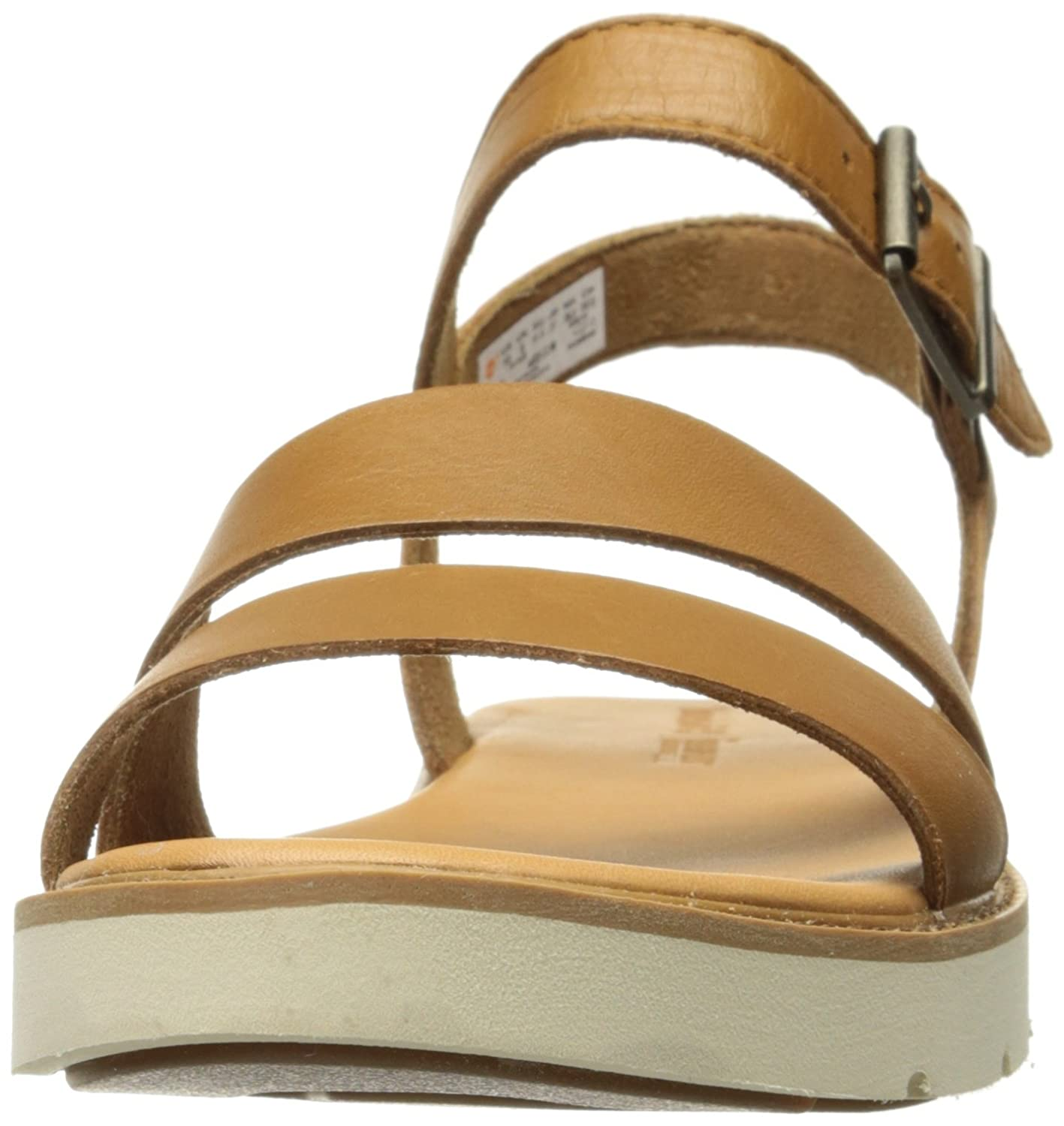 44fa53ae Timberland Women's Bailey Park Asymmetric Y-Strap Platform Sandal:  Amazon.co.uk: Shoes & Bags