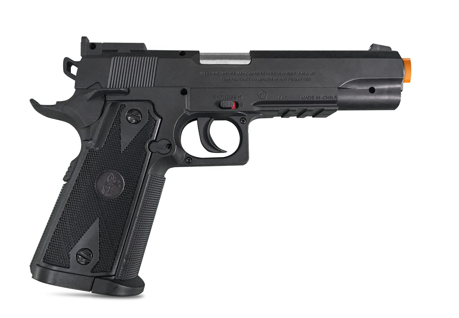 Colt Special Combat 1911 CO2 Airsoft Pistol with