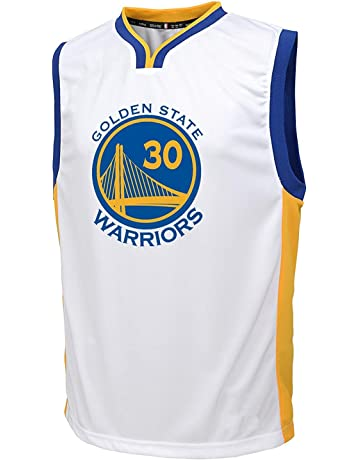MTBD Camiseta de Baloncesto para Hombres - NBA Warriors Golden State # 30 Stephen Curry Camiseta