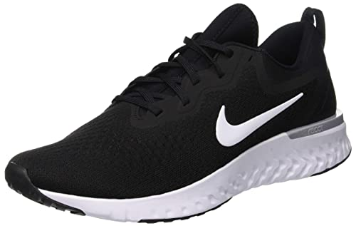 ed83dae1c75 Nike Men s Odyssey React Black White-Wolf Grey Running Shoes  Buy ...