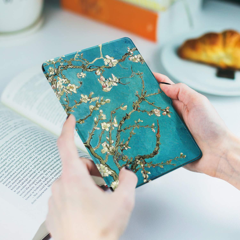 No se Ajusta a la 10/ª generaci/ón de Paperwhite K5-09 The Denudata Ayotu Estuche de Colores para Kindle Paperwhite-Se Adapta a Todas Las Generaciones de Paperwhite anteriores a 2018