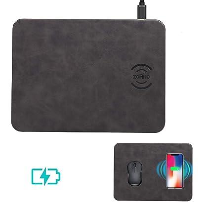 Amazon.com: ZOFINE - Cargador inalámbrico para ratón (10 W ...