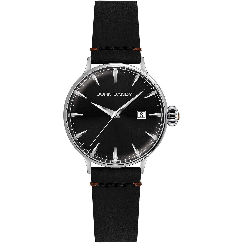 Uhr nur Zeit Damen John Dandy Casual Cod. jd-2609l-01