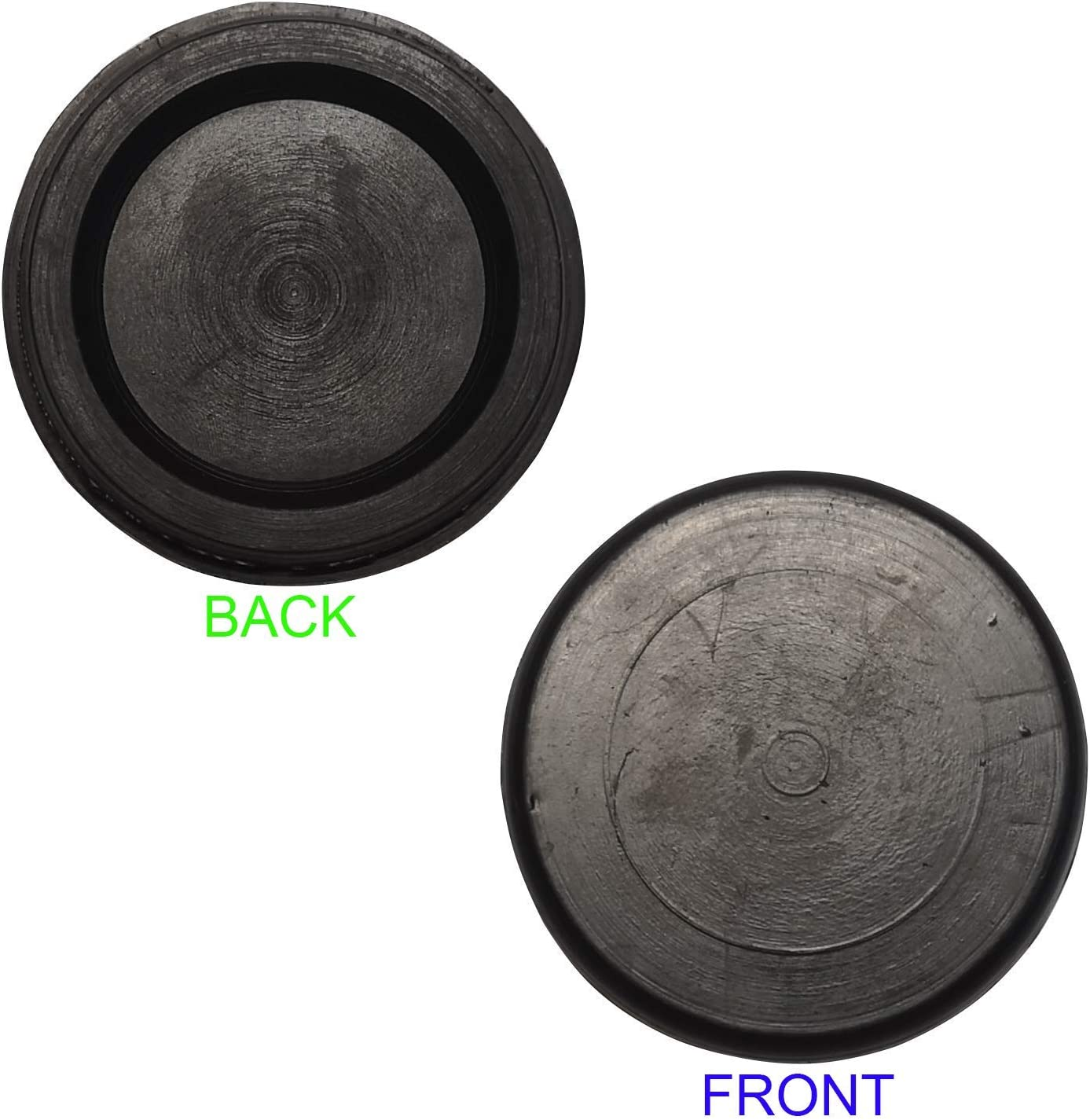 1 St/ück 49 mm Gummidichtung ohne Loch Blindstopfen Firewalldichtung Fixing Hole Caps