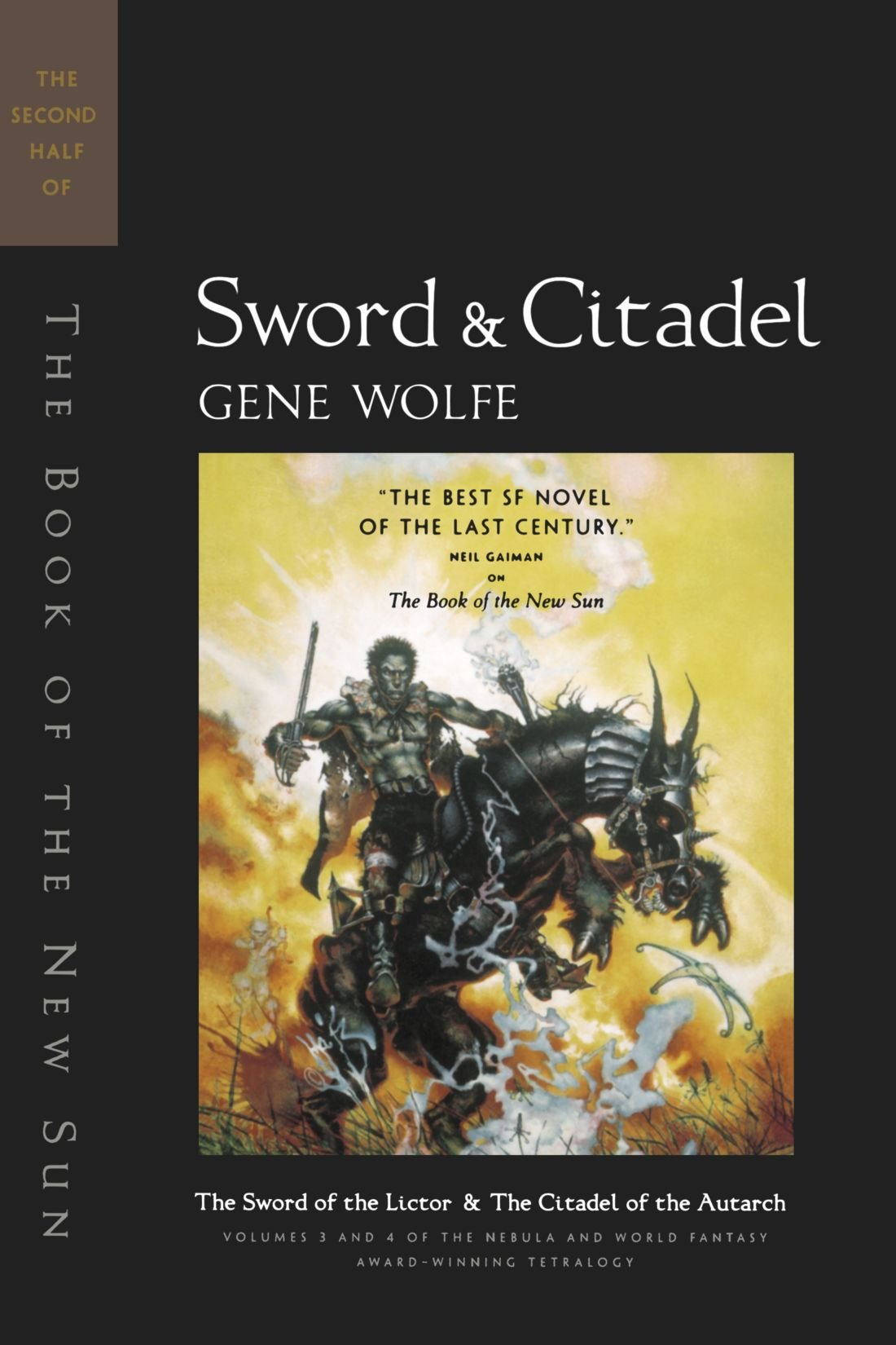 Sword & Citadel (New Sun): Gene Wolfe: 9780312890186: Amazon