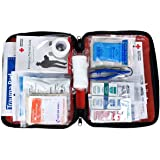 American Red Cross 9165-RC First Aid Only Be Red Cross Ready First Aid Kit, 73 Pieces