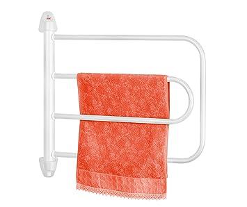 Orbegozo TH 8003 – Toallero de baño eléctrico, 85 W de potencia, color blanco