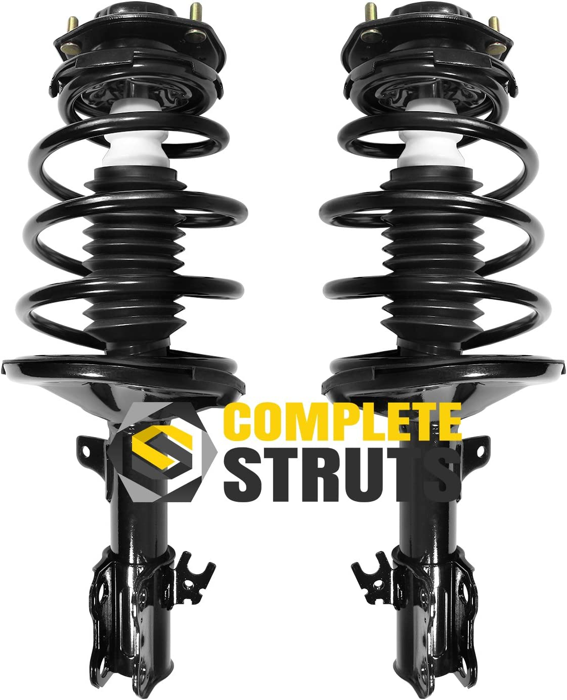 Front Pair Quick Complete Struts /& Coil Springs For 1999-2003 Toyota Solara 4CYL