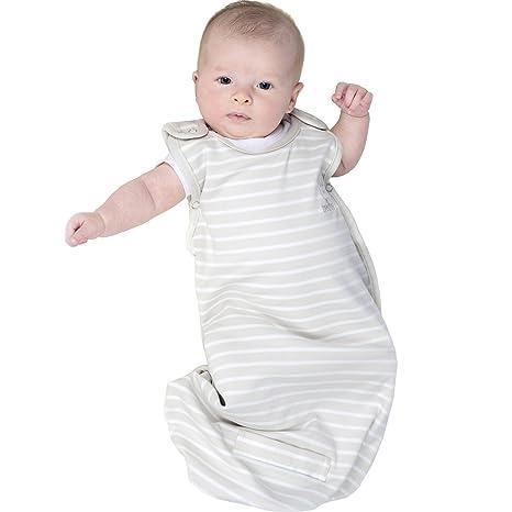 Saco de dormir para bebé de Woolino, 4 temporada lana de Merino – Saco de