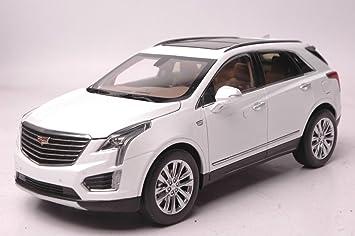 Buy White 1 18 Cadillac Xt5 2016 Luxury Suv Alloy Model Car Toy