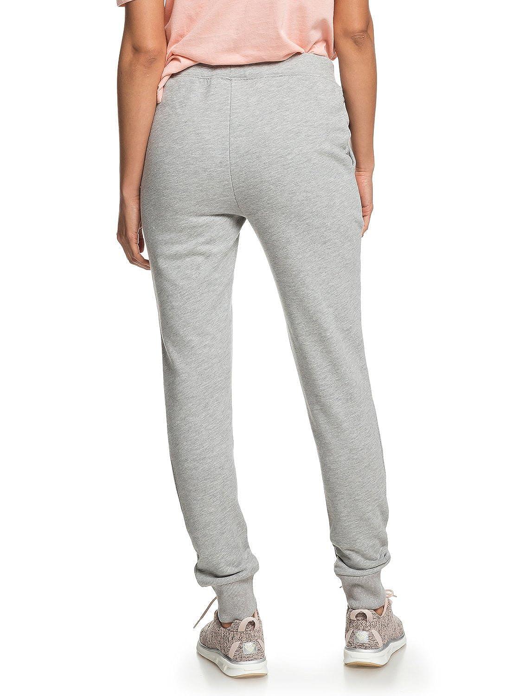 Roxy Hello The World Sweatpants - Pantalón de Chandal para Mujer ...
