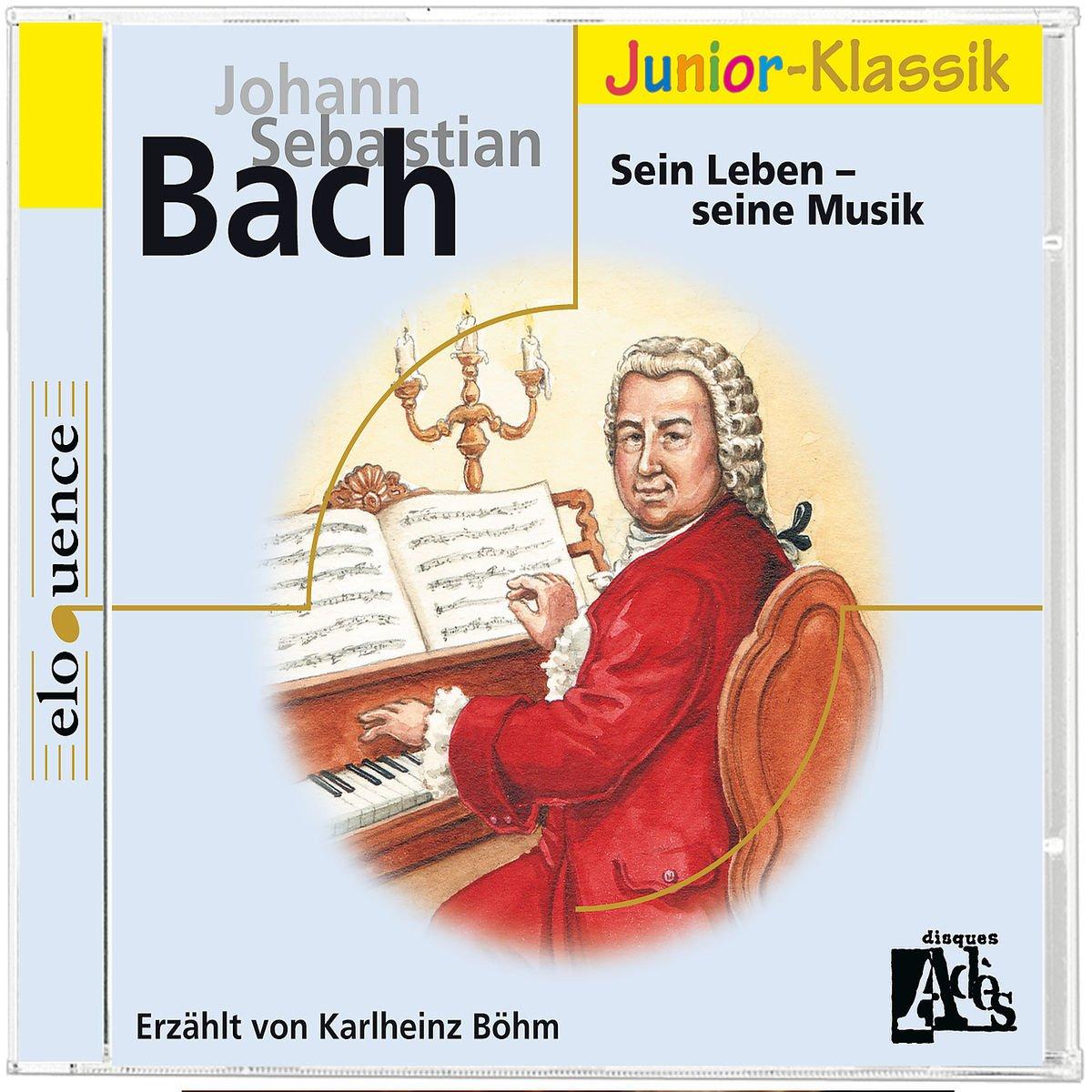 j s bach sein leben seine musik karlheinz bhm johann sebastian bach amazonde musik - Johann Sebastian Bach Lebenslauf