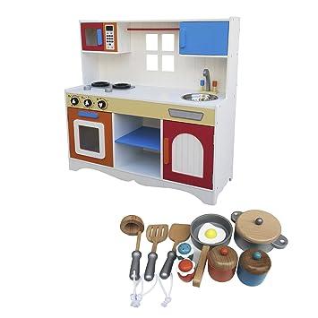 Küche Spielzeugküche Spielküche Kinderküche Zubehör Kinderspielküche ...