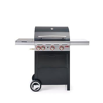 Barbecook 2236934000 Barbacoa de Gas Spring 340, Gris, 89x68x52 cm