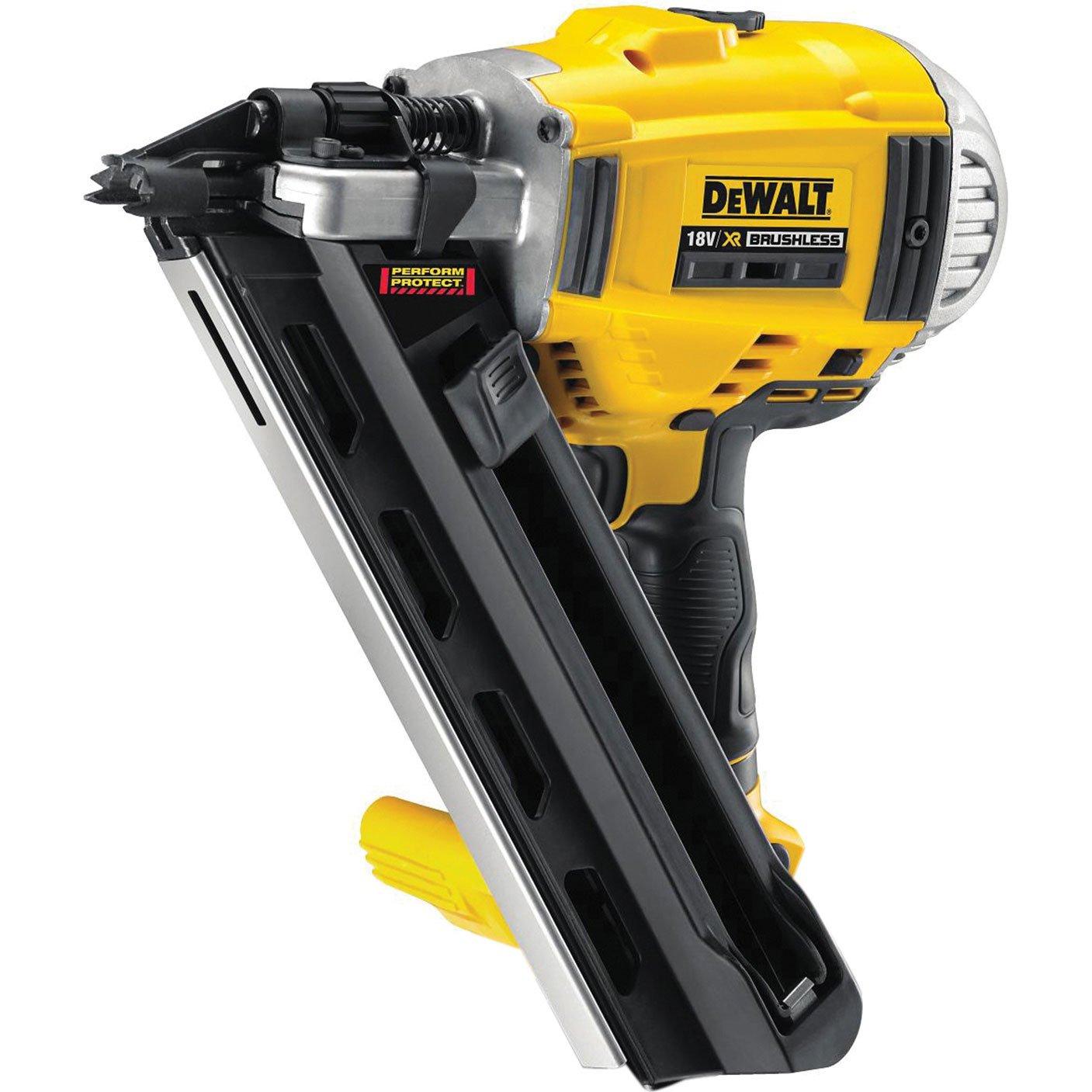 Dewalt DCN692N 18v Cordless XR Framing Nail Gun 90mm without Battery ...
