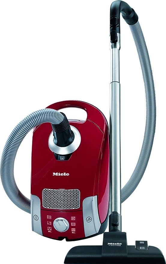 Miele SCAC0 Aspirador de trineo, 1600 W, 3.5 litros, Rojo mango ...