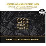 generic car service history maintenance record log book for all car makes models 1