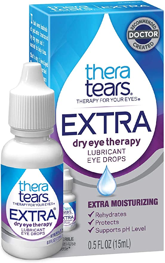 Eye-Drops For Extra Moisturizing