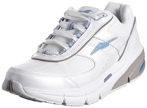 Avia - Zapatillas de deporte para mujer, White/Grey/Blue, 41.5: Amazon.es: Zapatos y complementos
