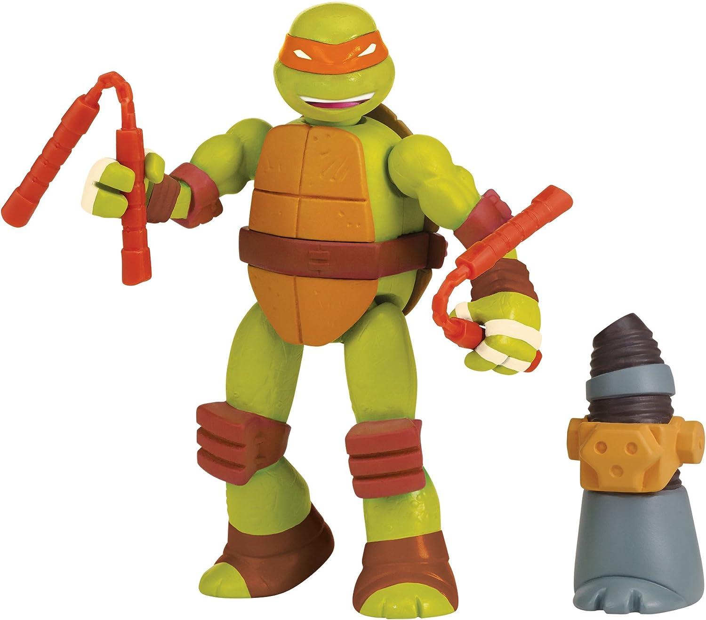 Amazon Com Teenage Mutant Ninja Turtles Mix Match Michelangelo